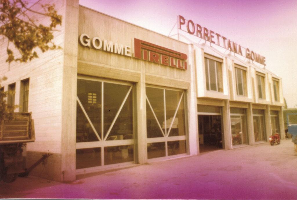 Porrettana Gomme: come è cambiata da ieri ad oggi. Evoluzione dei pneumatici invernali, gomme auto, revisione auto, rinnovo patenti e bollo auto.
